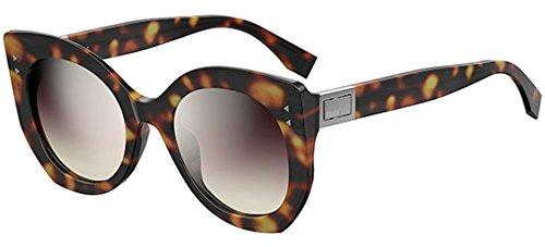 Fendi - PEEKABOO FF 0265/S, Schmetterling Acetat Damenbrillen