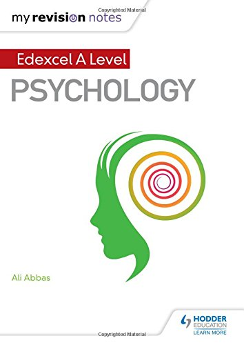 My Revision Notes: Edexcel A level Psychology for sale  Delivered anywhere in UK