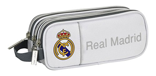 Real Madrid – Estuche portatodo Triple (SAFTA 811624635)