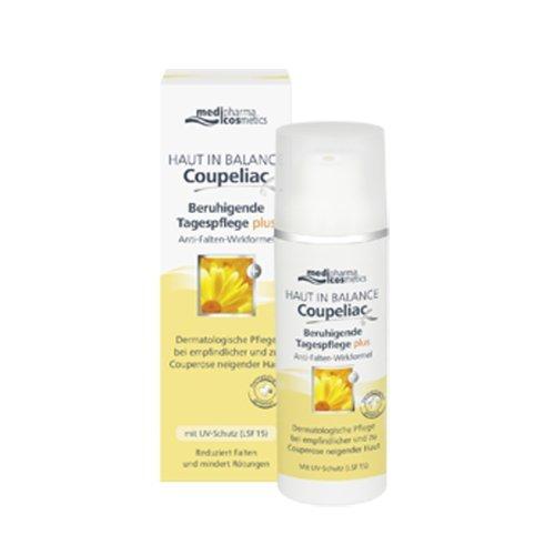 Haut in Balance Coupeliac Day Cream 50ml cream by Medipharma Cosmetics by Medipharma Cosmetics