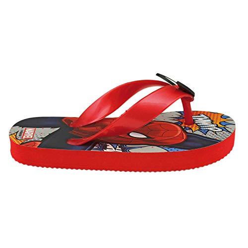 Flip-flops ciabatte infradito bambino spiderman (34 eu)
