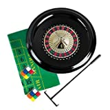 LatestBuy Deluxe Roulette-Set, 30 cm