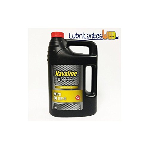 aceite-coche-10w40-texaco-havoline-extra-5ltrs