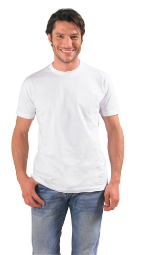 Organic Cotton Men T-Shirt White
