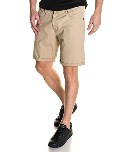 Jack and Jones Chino Shorts Beige Original Rick Gr. XL, beige