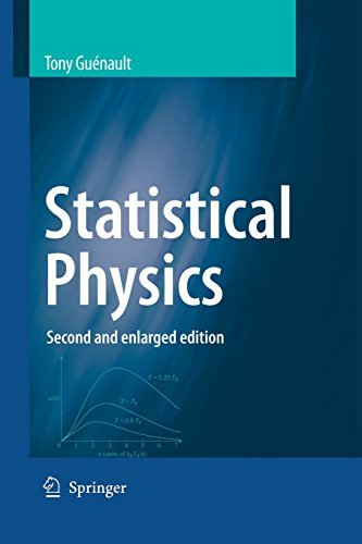 Statistical Physics: Enlarged Edition (Student Physics Series) by Guenault, Tony (September 21, 2007) Paperback