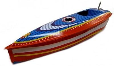 Kerzenboot, Rennboot, bunt, Cruise Boat, Welby von -