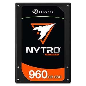 "Seagate Nytro 1000 XA960ME10063 960 GB 2.5"" Internal Solid State Drive - SATA - 560 MB/s Maximum Read Transfer Rate - 535 MB/s Maximum Write Transfer Rate"