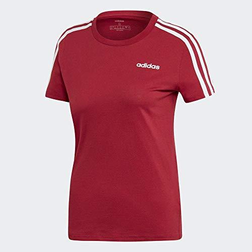 Adidas t-shirt donna rossa ei0763 rosso s
