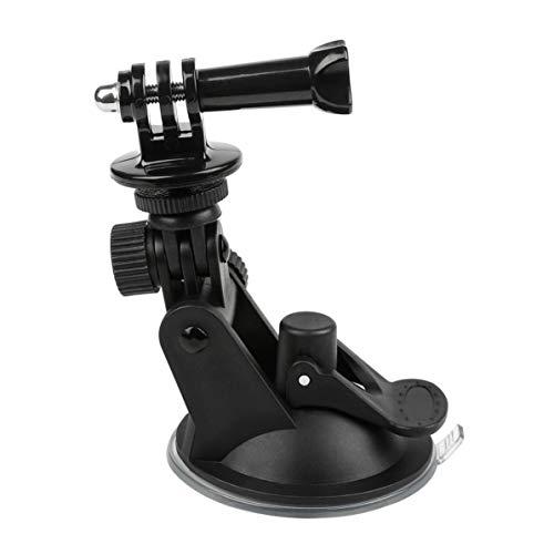 Corneliaa-IT Staffa per Supporto Ventosa per Auto per Fotocamera Gopro Hero 1 2 3 4