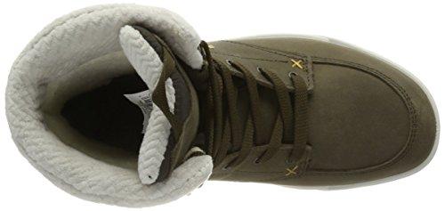 Lowa Melrose Gtx Mid Ws, Chaussures de Randonnée Basses Femme Marron (Olive/honey)