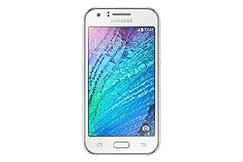 Samsung Galaxy J1 Dual-Sim J100HZ weiß
