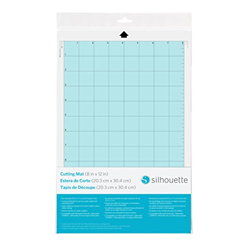 Schwarzkopf Silhouette CUT-MAT-8 Cutting Mat/Carrier Sheet.