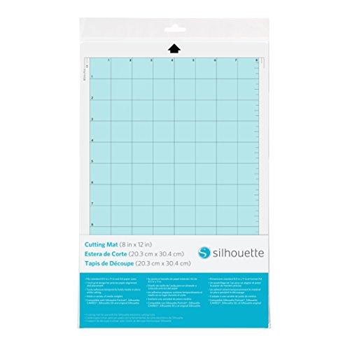 Silhouette CUT-MAT-8 Cutting Mat/Carrier Sheet. - Arts Crafts Silhouette