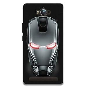 Asus Zenfone Max Back Cover, Designer Printed Back Case, Back Cover For Asus Zenfone Max by Youberry (Hard Back Cover) (Asus Zenfone Max Perfect Fit)
