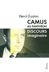 Camus au Panthéon