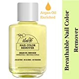 #4: Iba Halal Care Argan Oil Enriched Nail Color Remover, Clear, 30ml