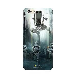Hamee Official Star Wars Rogue One Licensed Designer Slim Fit Hard Back Case Cover for Vivo V3 Storm Trooper 1