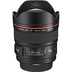 Canon Objectif EF 14 mm f/2,8L II USM ultra grand-angle