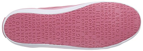 Tommy Hilfiger S3285LATER 6D-1, Sneakers basses fille Rose (602)