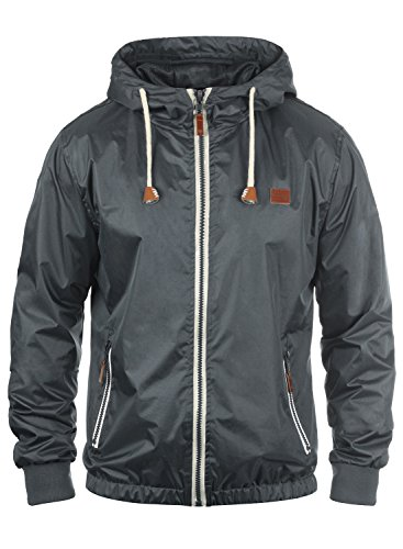 Blend Regenjacke Windbreaker India im Test