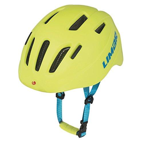 Fahrradhelm Limar 249 matt lime Gr.M (50-56cm) (1 Stück)