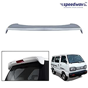 Speedwav Semi-Finished Car Spoiler -Maruti Omni Van
