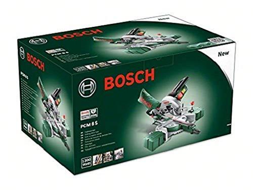 Bosch PCM 8 S mit Kapp- und Gehrungssäge mit Zugfunktion - 6