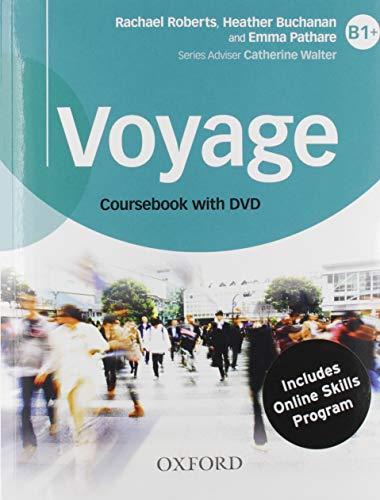 Voyage B1+. Student's Book + Workbook+ Practice Pack
