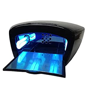 RioRand 36W UV Lamp Curing Equipment Nail Dryer with built in FAN
