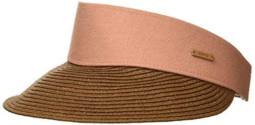 Barts Damen Vesder Visor, Dusty Pink 8, One Size (Herstellergröße: UNIC)