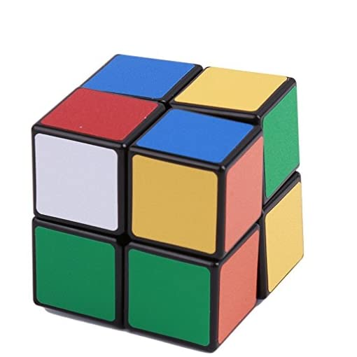 HENGSONG-Original-Zauberwrfel-Magic-Cube-2×2-Wrfelspiel-Ideales-Weihnachtsgeschenk-fuer-kinder-und-Anfanger