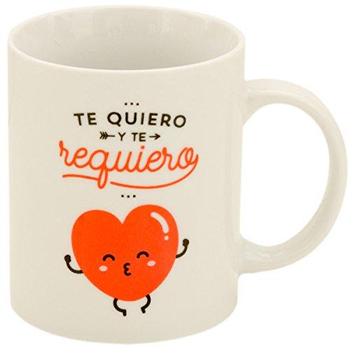 22a1bc4996 🥇 🥇Comprar Taza Te Quiero Y Te Requiero NO LO HAY MAS BARATO ...