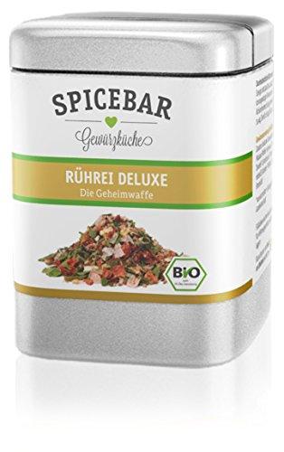 Preisvergleich Produktbild Spicebar Rührei Deluxe,  Gewürz-Mischung für Ei und mehr,  Bio (1 x 60g)