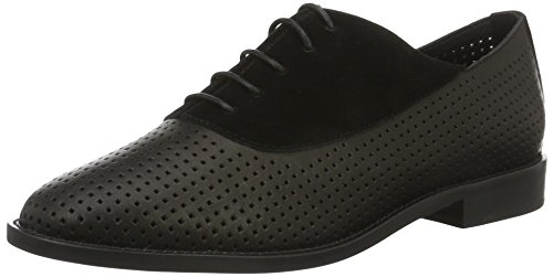 Shoe The Bear Damen Kiko Oxford Schwarz (110 BLACK)