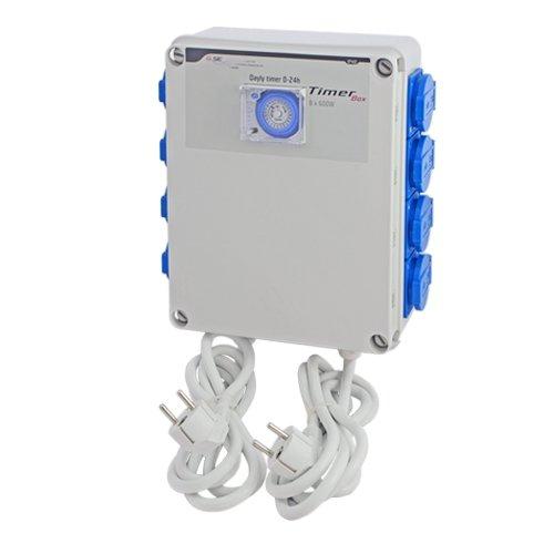 TIMER BOX 8 X 600W - GSE