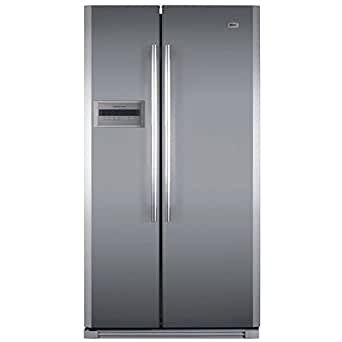 Haier HRF-663DTA2 Frost-free French-door Refrigerator (614 Ltrs, Stainless Steel)