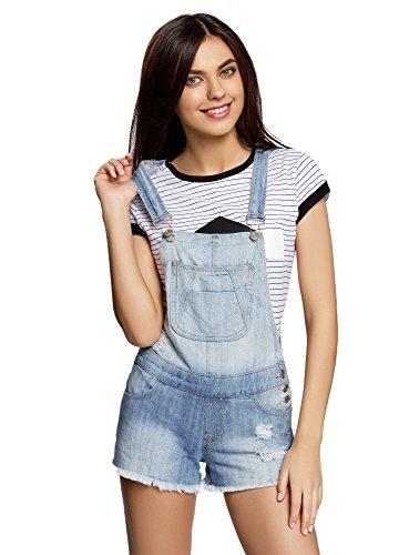 oodji-ultra-damen-jeans-latzhose-mit-dekorativen-waschungen-blau-de-38-eu-40-m