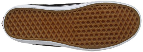 Vans M Milton Suede, Herren Sneakers Schwarz ((suede) Black / W 0xt)