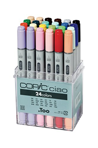 Copic Ciao - Basis - 24er Set