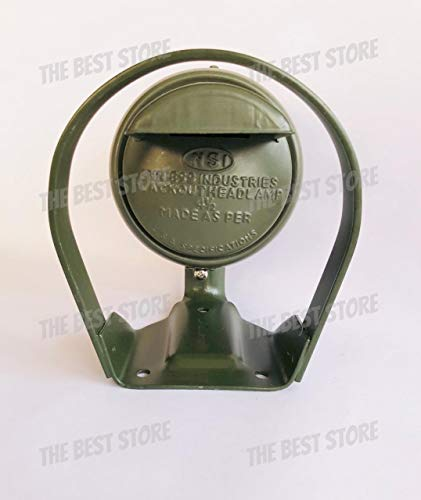 """THE BEST STORE A Unit Truck Jeep Military Willys WW2 Drive Head LAMP+Bracket Unit 4.5"""" 12V"""