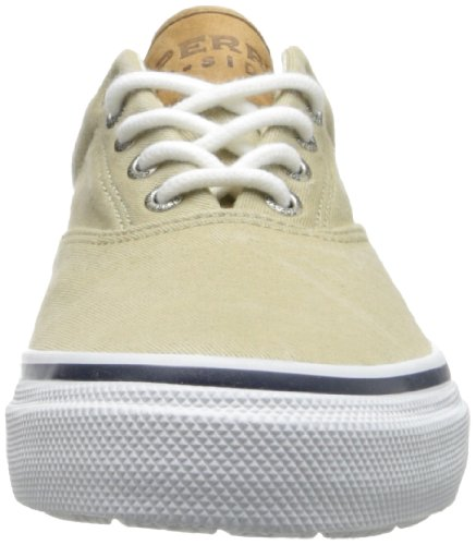 Sperry Striper Laceless, Chaussons Sneaker Homme Beige (Beige  (Chino))