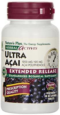 Nature's Plus - Acai Ultra Comp 30 N. from Natures Plus
