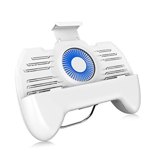 Ingrirt5Dulles Kühlschrank-Griffe für Spiele mit Halterung Universal für Kühllüfter/ergonomische Form des Griffs für eine komfortable Handhabung