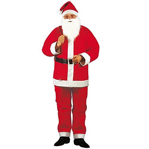 WIDMANN Babbo Natale per Adulti, Taglia unica VD-WDM1536E