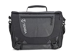 Tenba 637-341 Discovery Mini Messenger for Camera/Laptop - Black/Grey