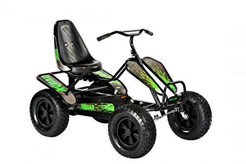 Preisvergleich Produktbild Dino Cars X-Quad AF - schwarz-grün 90.300AF