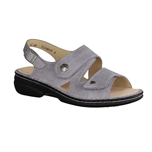 Finncomfort Finn Comfort Milos, Sandales Pour Femmes Stone (gris)