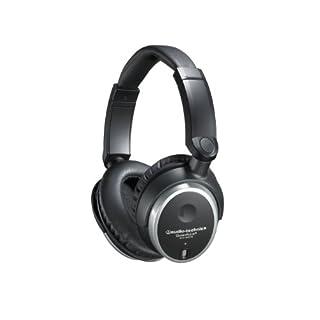 Audio-Technica ATH-ANC7B Casque à réduction de Bruit Active Jack 6,3 mm Noir (B002HWJT1A) | Amazon price tracker / tracking, Amazon price history charts, Amazon price watches, Amazon price drop alerts
