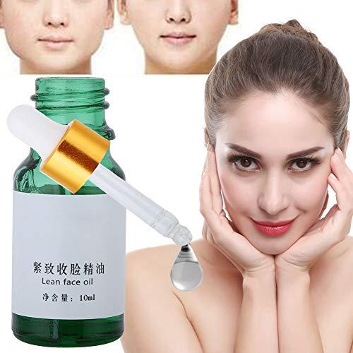 Aceite esencial, adelgazamiento facial, Adelgazamiento facial Reafirmante Reafirmante Aceite esencial hidratante en V, Lubricante facial en forma de V Aceite esencial adelgazante Ajuste de bordes - 10